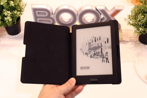 Onyx Boox Viking is a modular eReader concept device