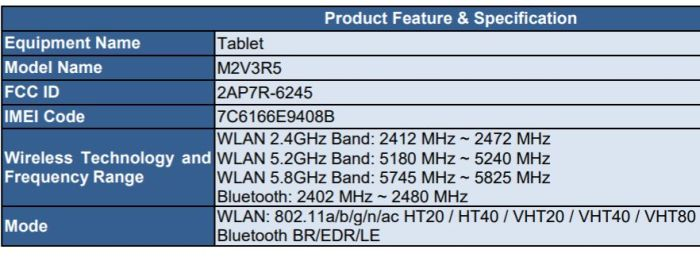 A new Amazon tablet hits the FCC (Probably Fire HD 10 2019