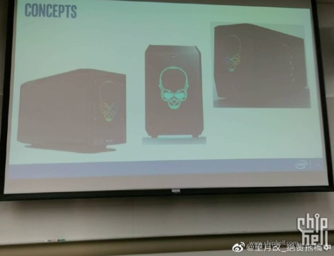 Intel's NUC roadmap includes mini PCs for gaming, workstation, and
