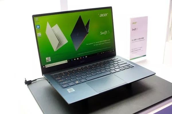 All the Ice Lake laptops so far (announced and unannounced