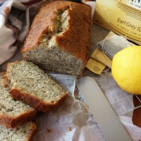 Earl Grey tangy travelling loaf (Earl grey tea and lemon loaf cake recipe) and who is Earl Grey?