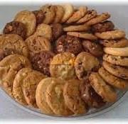 cookies-platter