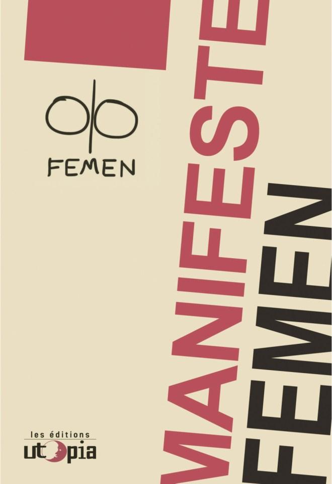 Couverture Manifeste FEMEN