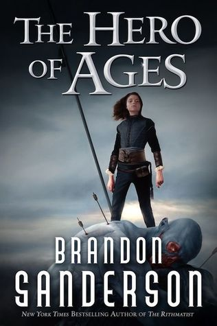 SANDERSON, Brandon, The Hero of Ages (Mistborn, 3), New York, Tor Books, 767 p.