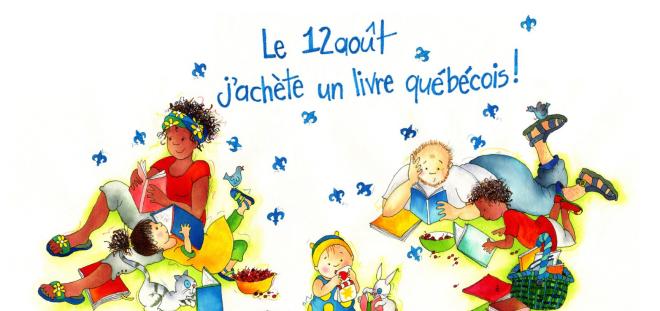 « Le 12 août, j'achète un livre québécois! » a lieu pour la première fois en 2014 sur l'initiative de l'auteur québécois Patrice Cazeault. Pour y participer, il vous suffit de faire exactement ce qui est indiqué dans le titre de l'événement. Suggestions d'achat en prime sur lilitherature.com.