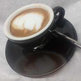 Caffe espresso macchiato