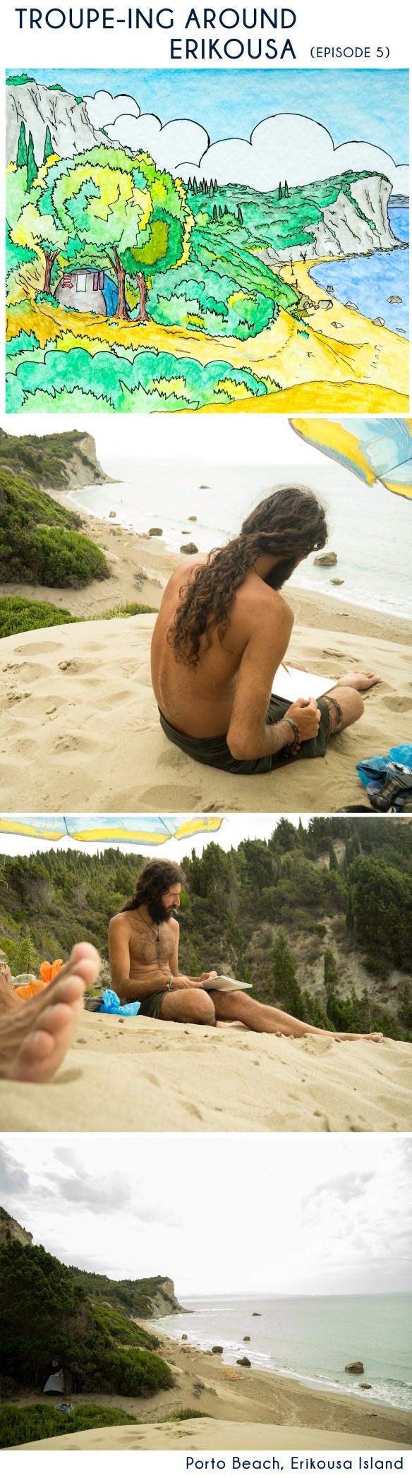 porto-beach-painting