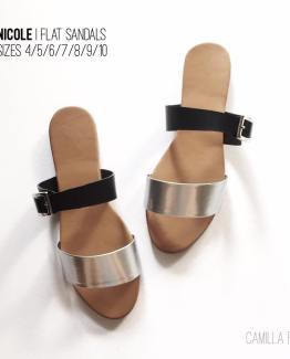 Flat Sandals Nicole