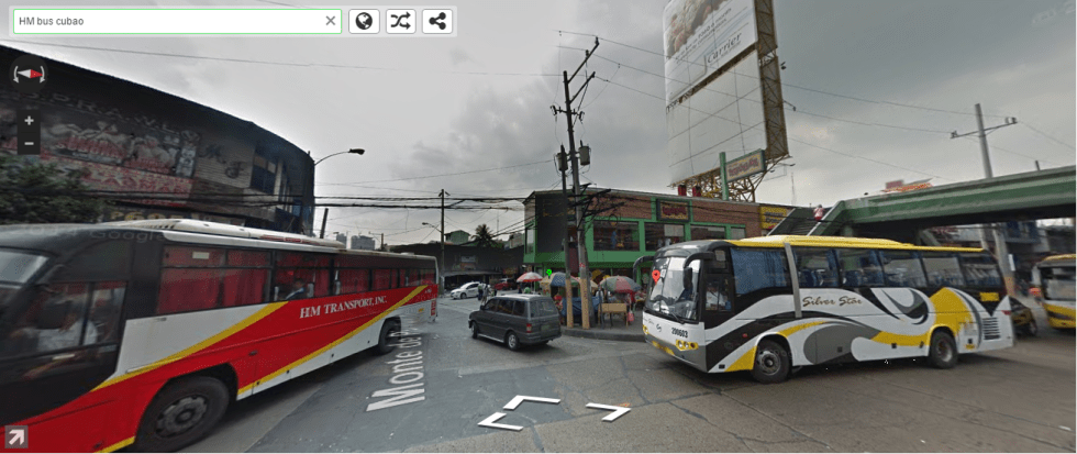 Cubao to Sta. Cruz