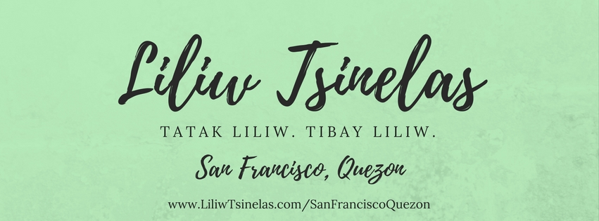 Liliw Tsinelas in San Francisco Quezon