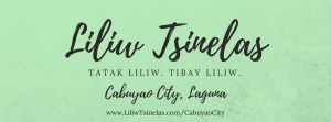 Liliw Tsinelas in Cabuyao City