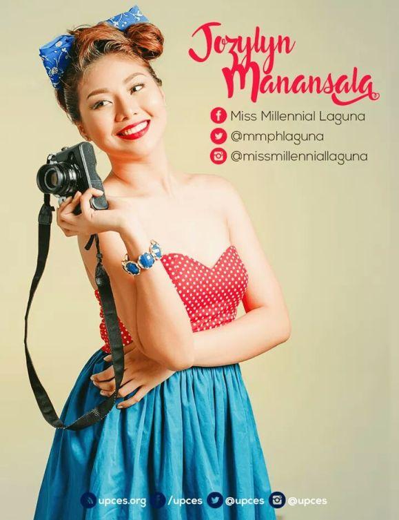 Miss Millenial Laguna 2017