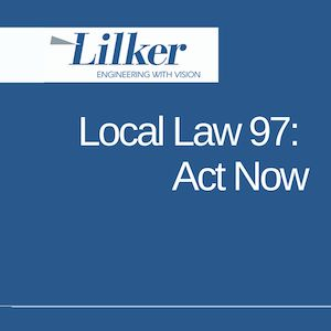Local Law 97: Act Now