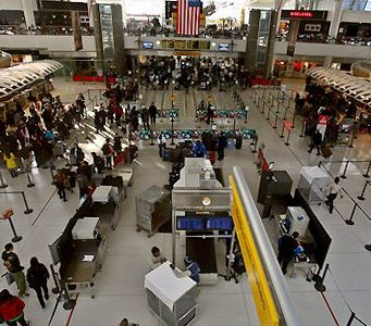 Boeing TSA Baggage Screening Program