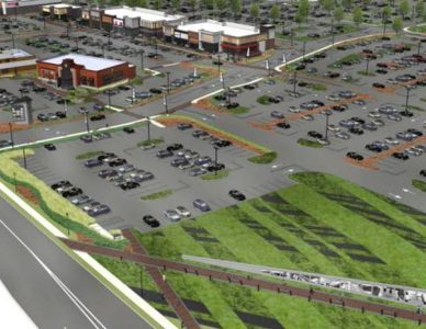 Teterboro Landing Retail Center