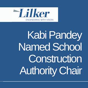 Kabi Pandey Named SCA Chair