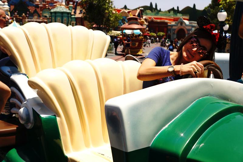 Disneyland Park California