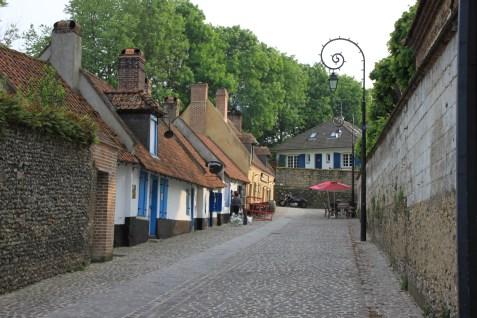 Montreuil - rue du Clape en bas