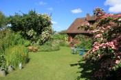 Le jardin des lianes - perspective