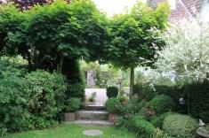Le jardin de la goutte d'eau - passage