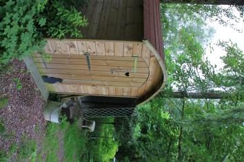 Le jardin de la goutte d'eau - toilettes seches