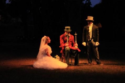 Les Misérables - Valjean, Cosette et Marius