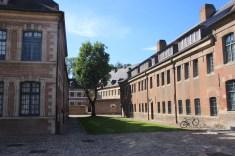 lille citadelle bâtiments