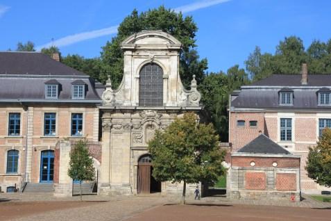 lille citadelle chapelle