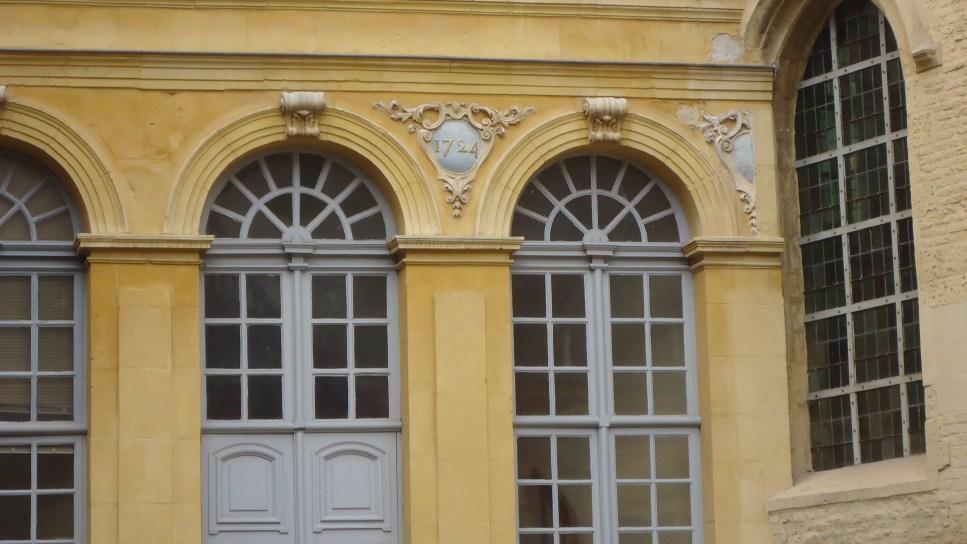 Hospice Comtesse - bâtiment 1724