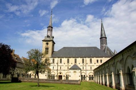 Chartreuse Neuville - 2 clochers