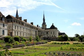 Chartreuse Neuville - vue jardin