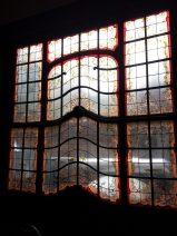 loge maçonnique - vitrail