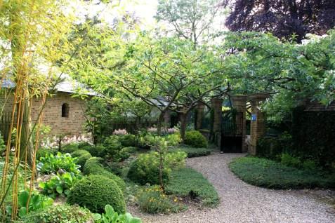 Maizicourt - jardin japonisant