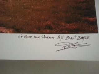 signature Benoit Bremer
