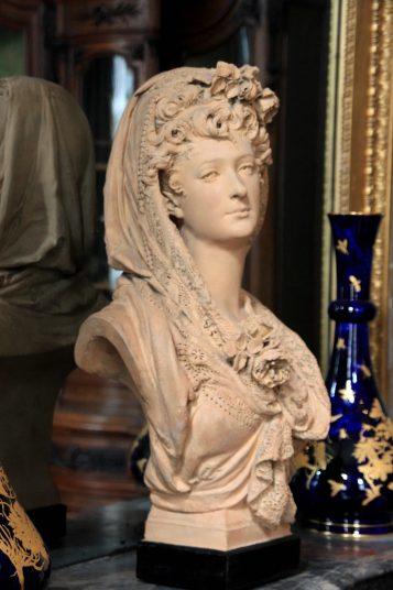 palais compiegne - buste