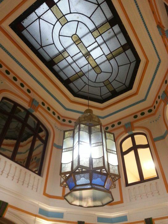IMA - lampe hall