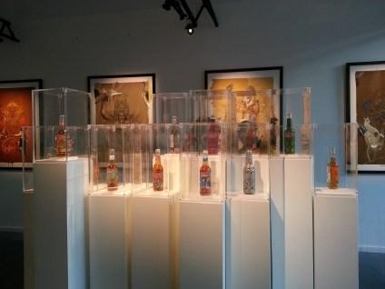 9eme concept - bouteilles desperados