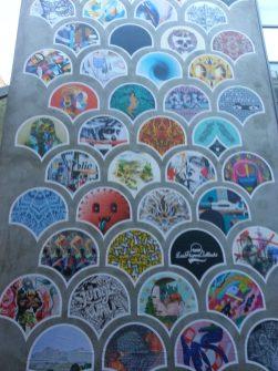 9eme concept - mur francs colleurs