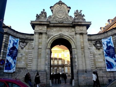 Sacrebleu - musée façade
