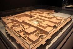 mesopotamie - maquette palais