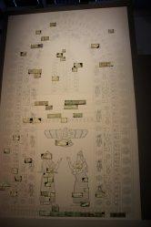 mesopotamie - pan de mur