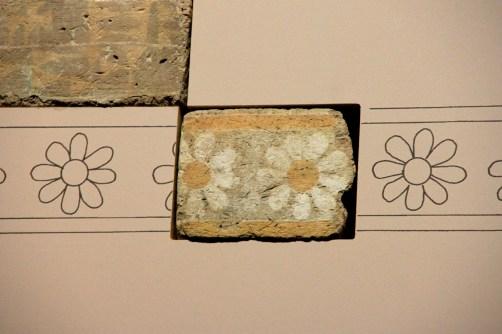 mesopotamie - detail fleurs