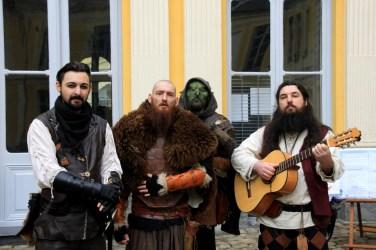 atrebatia - fiers guerriers et troubadour