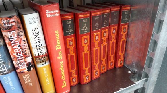 foire aux livres - belles editions