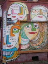 Roubaix - street art condition publique 1