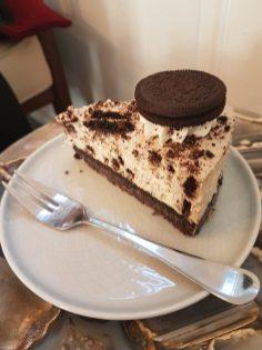 Lille - Monsieur M - cheesecake oréo