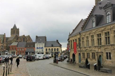 Cassel - Musée de Flandres sur la grand'Place