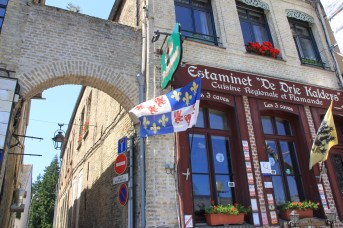 Saint-Omer - estaminet De Drie Kalders