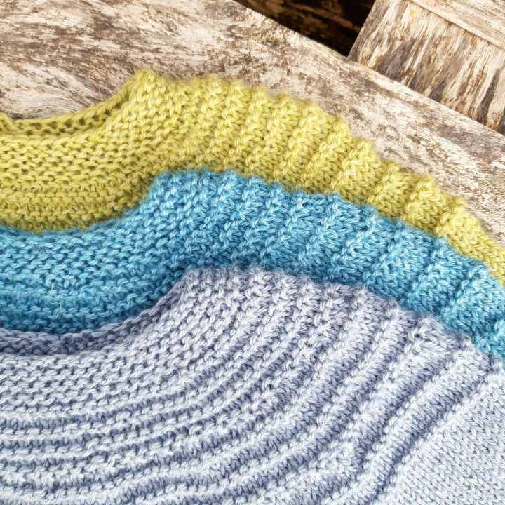 Easy knits for your loved ones : the Jacob sweater for children of all ages