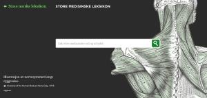 Store medisinske leksikon har blant annet fått en egen grafisk profil og forside.